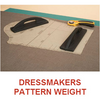 Dressmakers Pattern Weight_White 15cm - Sewing Accessories | Sewing Machine Singapore - Sewing.sg