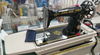 Heavy Duty Sewing Machine  - In Portable setup with Motor drive. - Traditional Machine | Sewing Machine Singapore