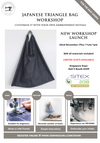 EXCLUSIVE : Japanese Triangle Bag Workshop with Customised Initial Embroidery