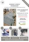 EXCLUSIVE : Nordic Apron Workshop with Customised Initial Embroidery