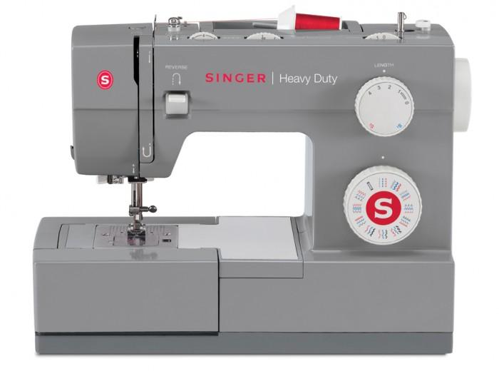 Singer 4432 Sewing Machine Feel the POWER of this Heavy Duty Sewing Machine at our Showroom in Clementi. Or the Extension Table purchase.