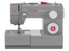 Singer Sewing Machine 4432 Feel the POWER of this Heavy Duty Sewing Machine at our Showroom in Clementi. Out of Stock.