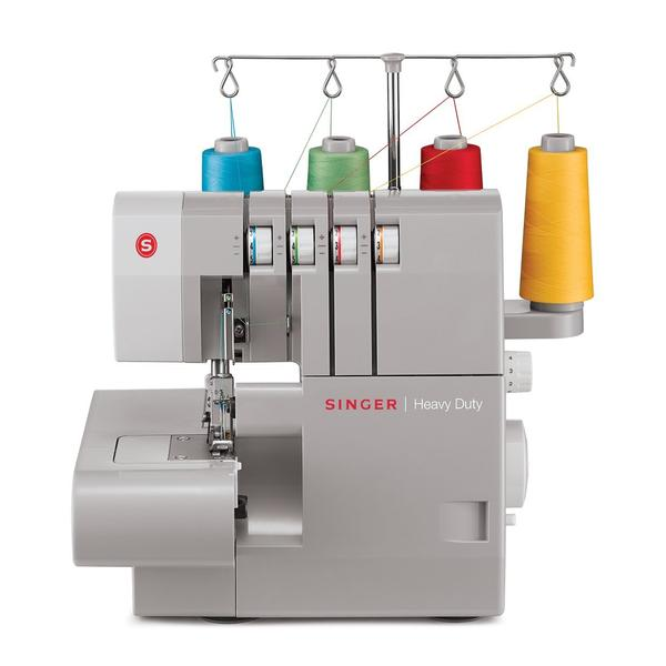 NEW! Singer 14HD854 - 2-Needle and 4-threads Heavy Duty Overlock Machine / Serger