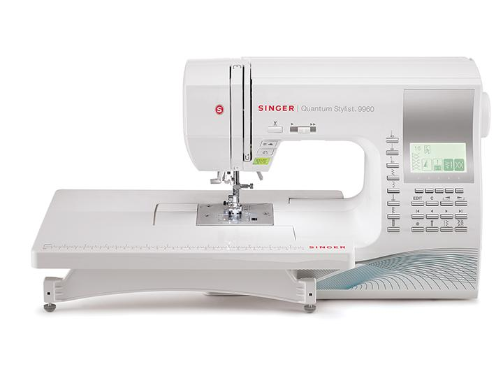 NEW LAUNCHING on 10.10! Singer 9960 Quantum Stylist