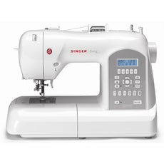 Singer Curvy 8770 Computerised Sewing Machine. Easy threading model