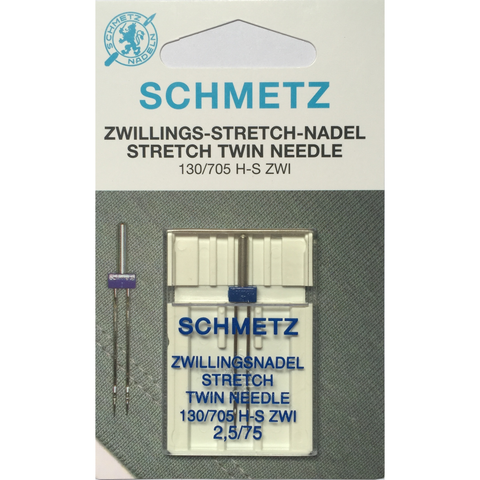 Stretch Twin Needles - Sewing Accessories | Sewing Machine Singapore - Sewing.sg - 1