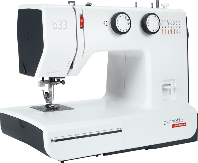 Bernette 33 - Bernette Sewing Machine (Swiss Design) for Beginners