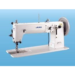 Juki TU-273 - 1-Needle, Semi-Long Flat Bed Top & Bottom Feed Lockstitch Machine with Large Shuttle-Hook