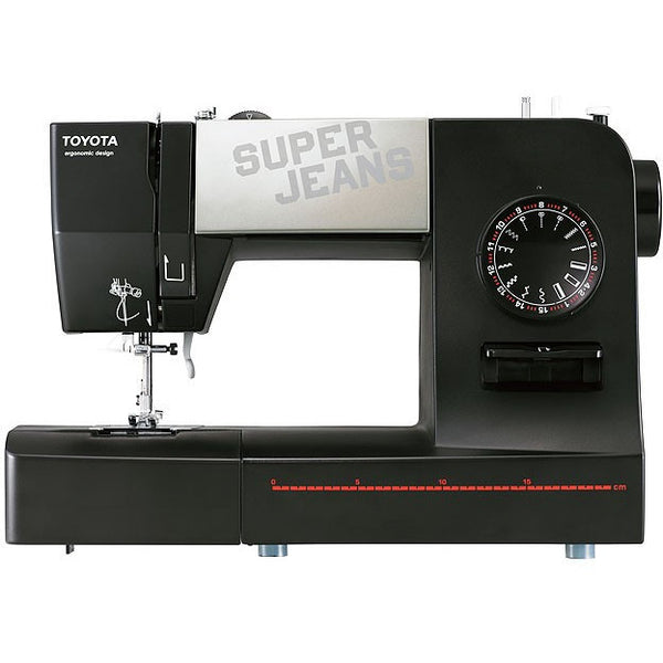 Toyota Super Jeans - Sewing Machine | Singapore Sewing Machine - Sewing.sg