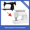 Singer 4432 - Heavy Duty Sewing Machine