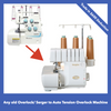 Babylock Evolution  (Fully Automatic Serger + Coverstitch) - BLE8W-2 - Overlock / Serger Machine | Sewing Machine Singapore - Sewing.sg