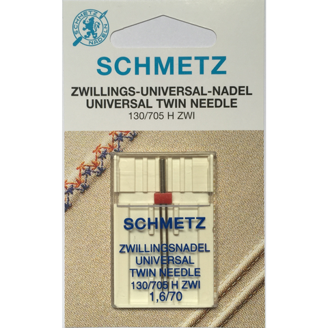 Universal Twin Needles - Sewing Accessories | Sewing Machine Singapore - Sewing.sg - 1