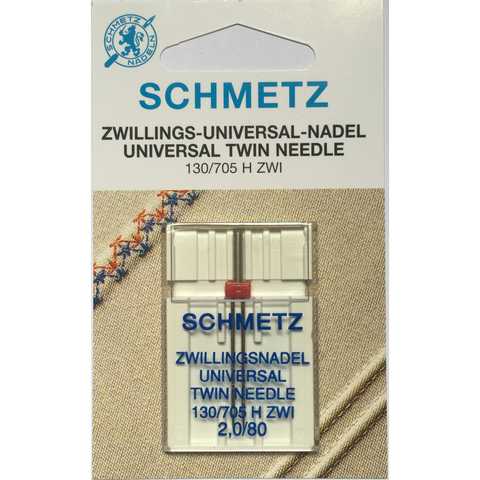 Universal Twin Needles - Sewing Accessories | Sewing Machine Singapore - Sewing.sg - 2