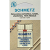 Schmetz Universal Twin Needles - Sewing Needles | Sewing Machine Singapore - Sewing.sg