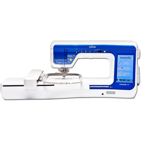 Brother INNOVIS-V7 - Sewing & Embroidery Machine | Sewing Machine Singapore - Sewing.sg - 1