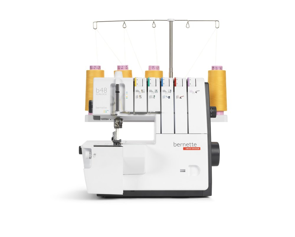 Bernette Funlock 48 Combo Machine (Swiss Design)