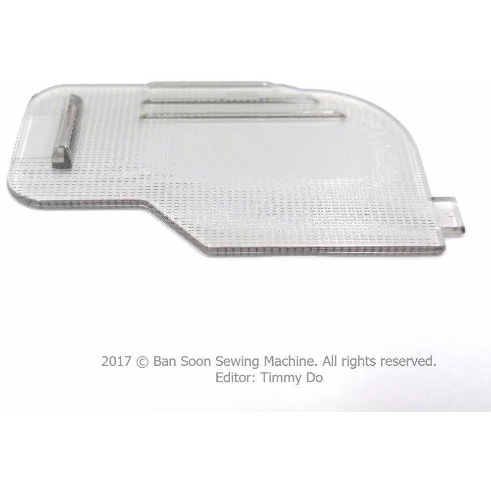 Bobbin Cover Plate / XD1645021 NEEDLE PLATE COVER SUPPLY ASSY