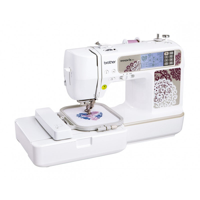 Brother NV40 Innovis 40 40in40 Sewing Embroidery Machine Fascinating Brother P 1000 Sewing Machine