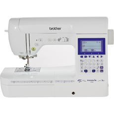 "Brother Sewing Machine F420. Innov-is F420 Best for General Sewing & Quilting Amateur. Wider Throat Space, ""Knee It"" presser lifter. 2 Years warranty and 1 year BanSoonCare."
