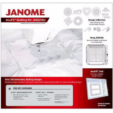Janome Acufil™ Quilting Kit wth Hoop