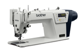 BROTHER S-7250A series | Single Needle Direct Drive Lock Stitcher with Electronic Feeding System and Thread Trimmer