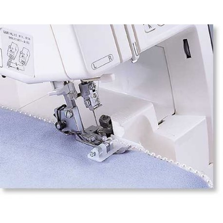 Pearl Sequence Foot For Brother Overlock Machine (Brother Original) SA211AP