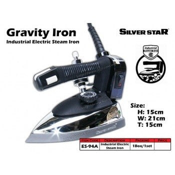 Silverstar ES-94A - Steam Iron Machine