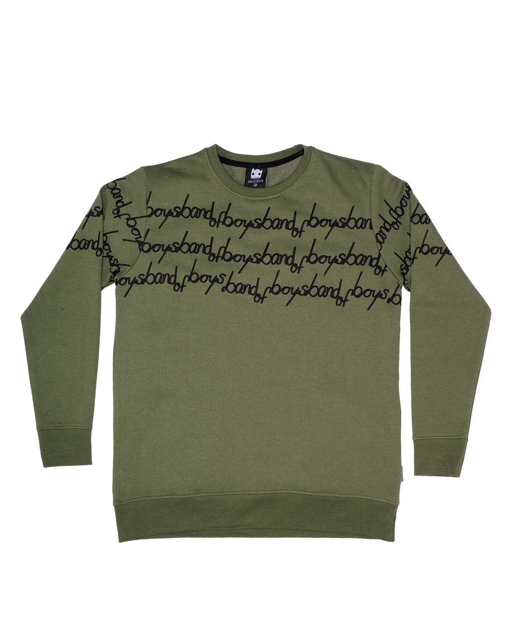 Band of Boys - Bandits - Band of Stripes Crew - Classic Green