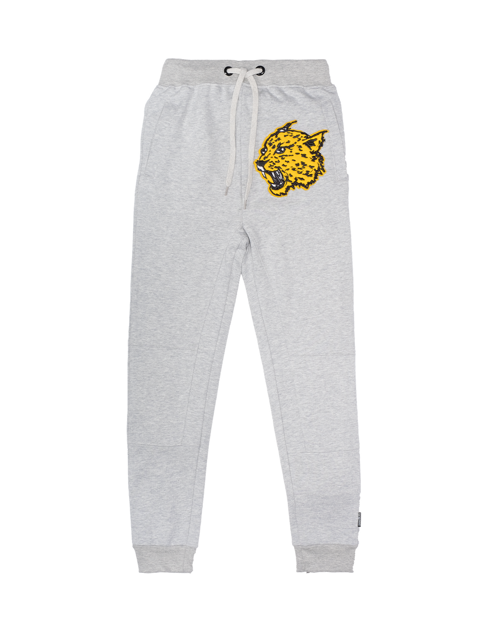 Band of Boys - Bandits - Fang Panel Trackie - Marle Grey