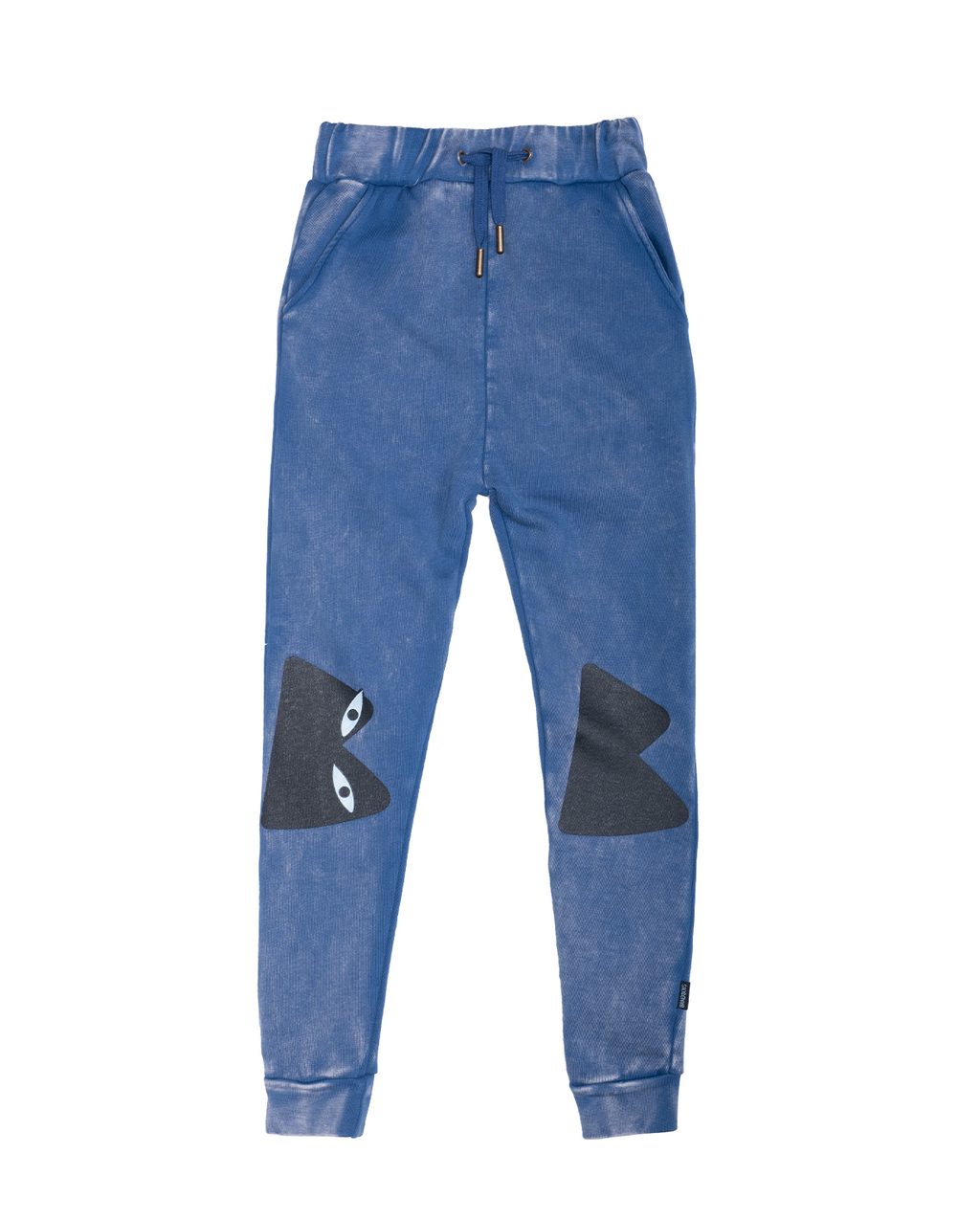 Band of Boys - Bs Knees Skinny Trackie - Vintage Blue