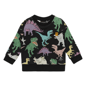 Rock Your Baby - Land Before Time Baby Sweatshirt - Multi