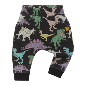 Rock Your Baby - Land Before Time Baby Trackpants - Multi