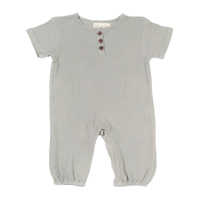 Children of the Tribe - Grey Sky Onesie