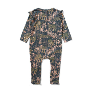 Lil Missie Munster - Marlow Jumpsuit - In the Jungle