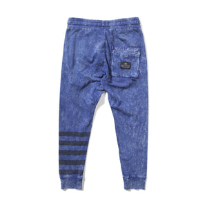 Munster - Hi Five Track Pant - Denim