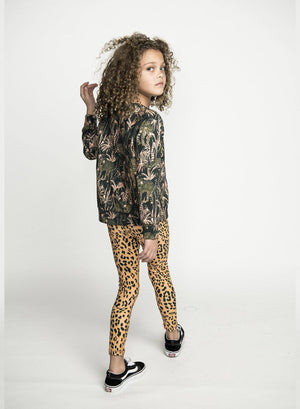 Missie Munster - Centre Stage Legging - Leopard