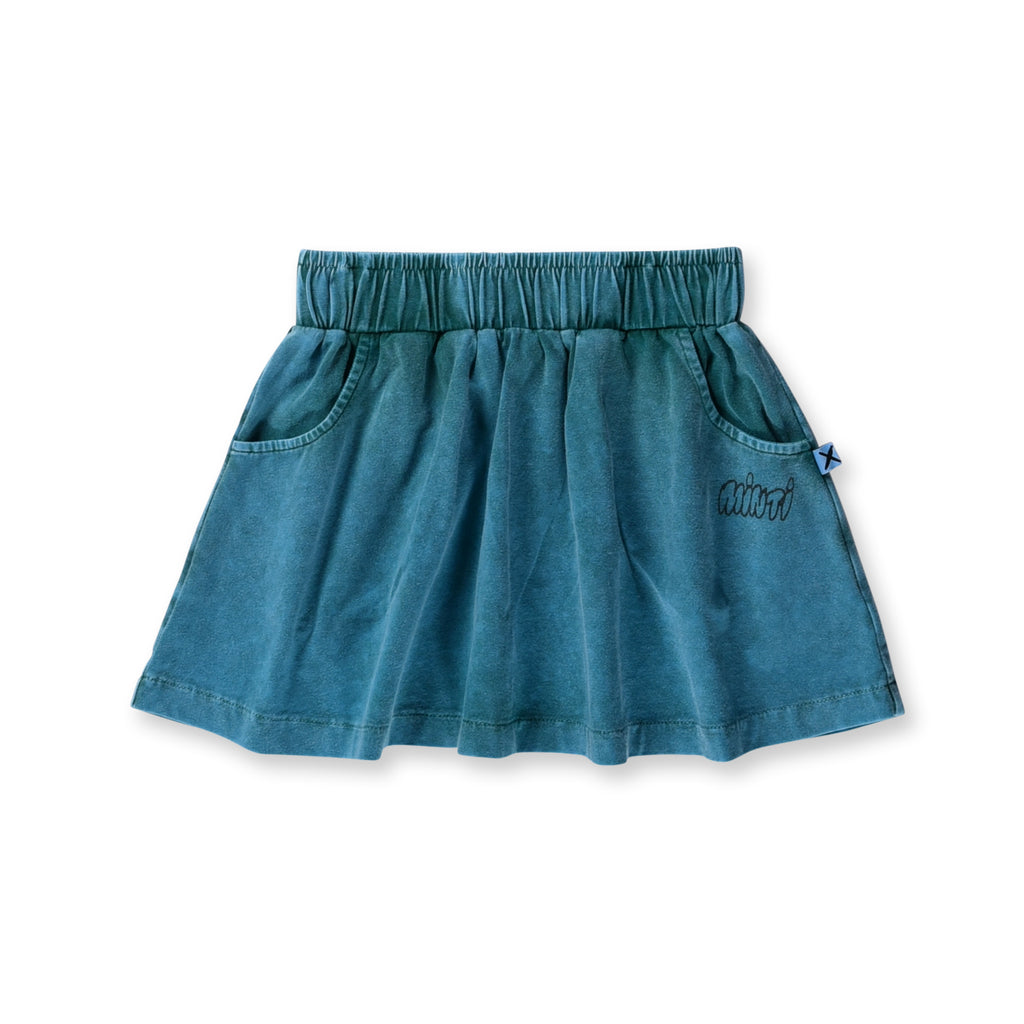Minti - Blasted Skirt - Forest Wash Girls Fashion
