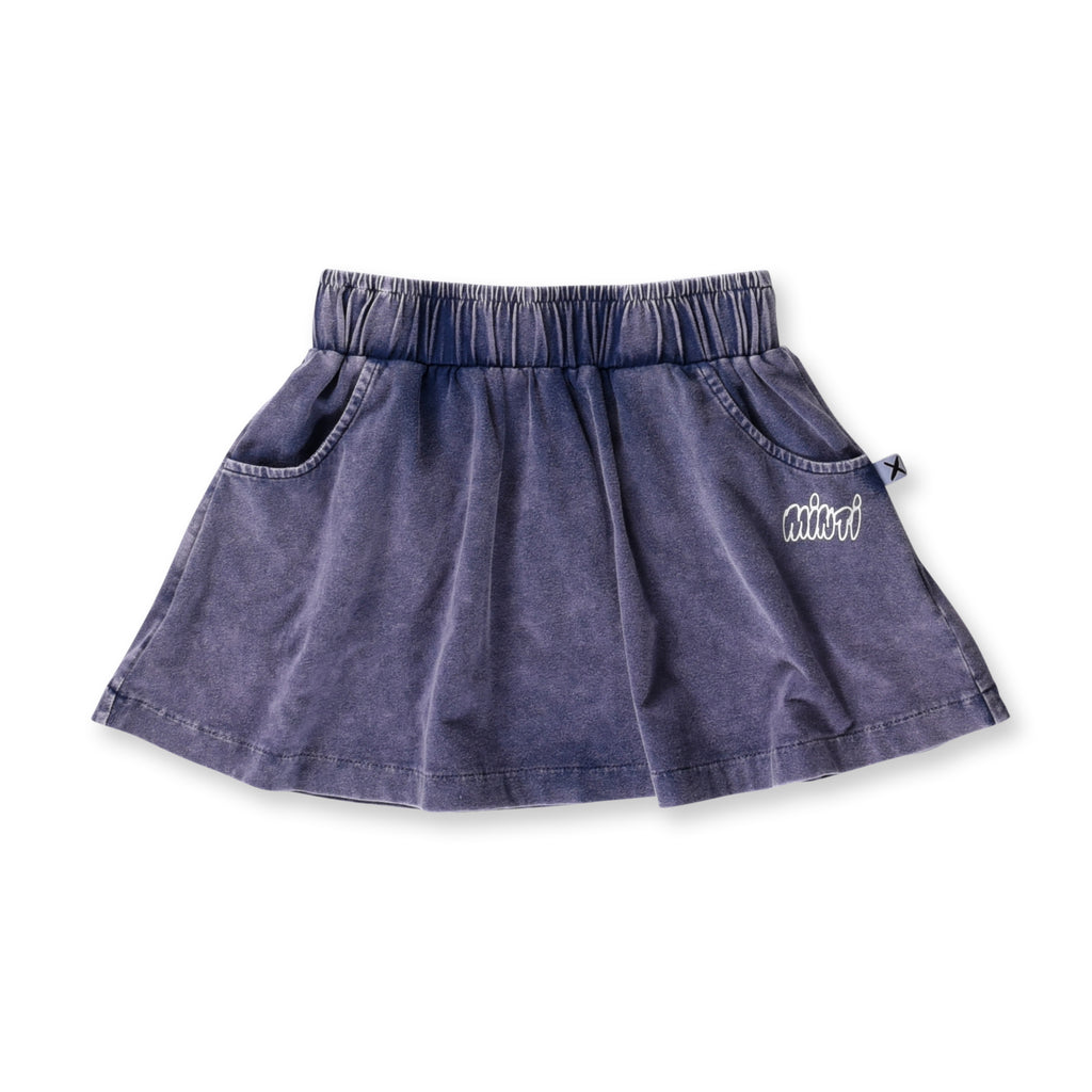 Minti - Blasted Skirt - Midnight Wash Girls Fashion