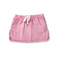 Minti - Patio Denim Skirt - Pink Wash Girls Fashion