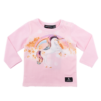 Rock Your Baby - L/Sleeve Tee - Stargazer