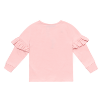Rock Your Kid - Cosmic Unicorn L/S T-Shirt - Pink