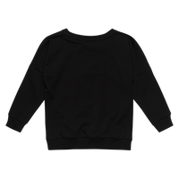 Rock Your Kid - Wild Horses L/S T-Shirt - Black