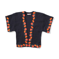 Missie Munster - Anya Kimono - Black summer top girls fashion