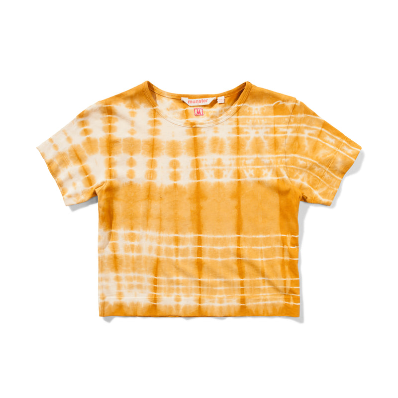 Missie Munster - Gold Rasta - Mustard Tye Dye summer girls fashion