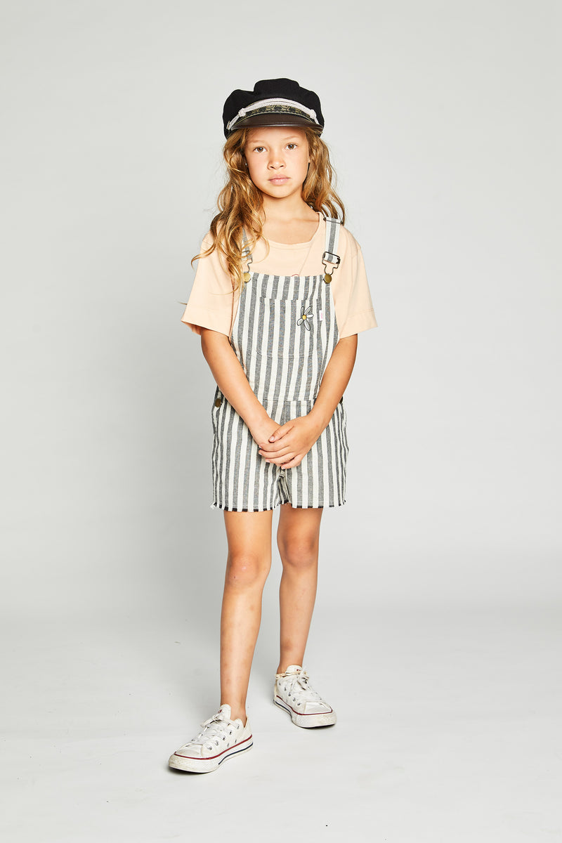 Missie Munster - Project Overall - Grey Stripe