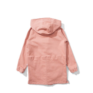 Missie Munster - Tracks Jacket - Washed Pink girls fashion kids