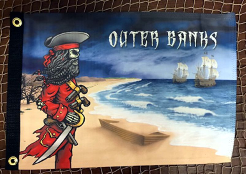 Outer Banks Pirate Flag