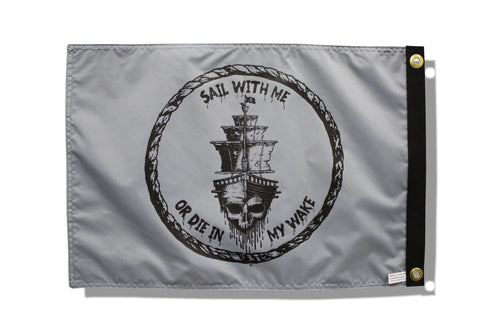 Sail With Me Flag