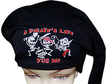 A Pirate's Life For Me Headwrap
