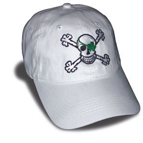 Blarney Bones Pirate Cap
